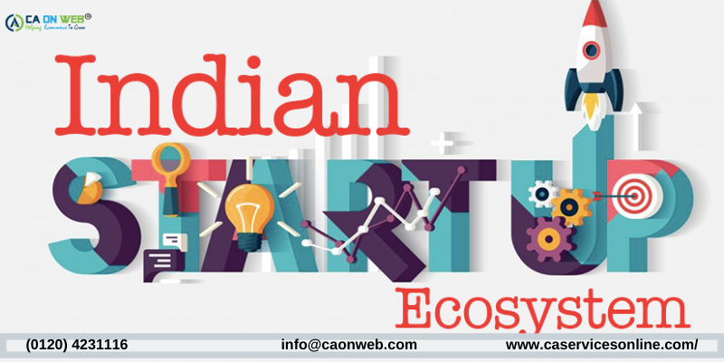 STARTUP ECOSYSTEM IN INDIA